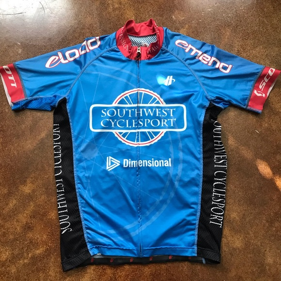Other - Southwest Cyclesport Bicycle Jersey M